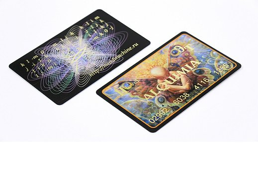 Card Alchemy II Energy Body. PRO version фото 1 — mindmachine.ru