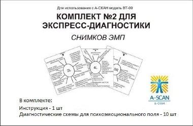 Комплект для экспресс-диагностики №2 (для A-СКАН) — mindmachine.ru