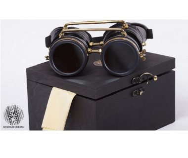 Prana Vision Stalker. Retro Collection. Очки для видения ауры — mindmachine.ru