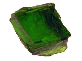 Хромдиопсид (Якутский изумруд) (230 Гц.)