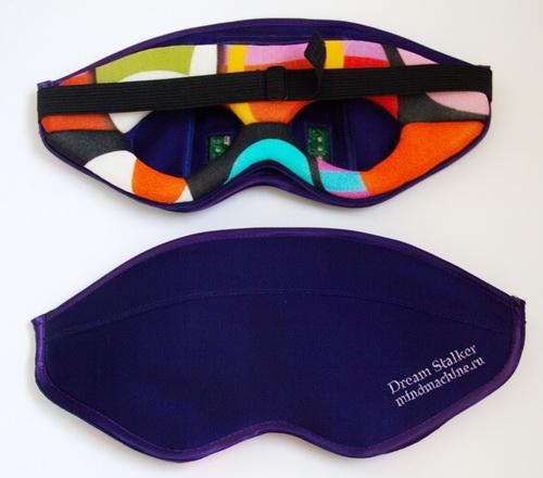 Эргономичная маска ручной работы для DreamStalkerPRO
