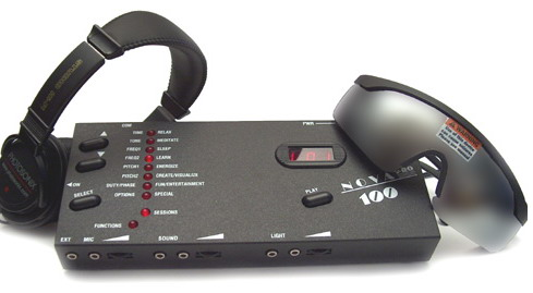 Nova Pro 100 — майнд машина